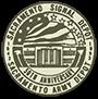Sacramento Army Depot's 50th anniversary logo